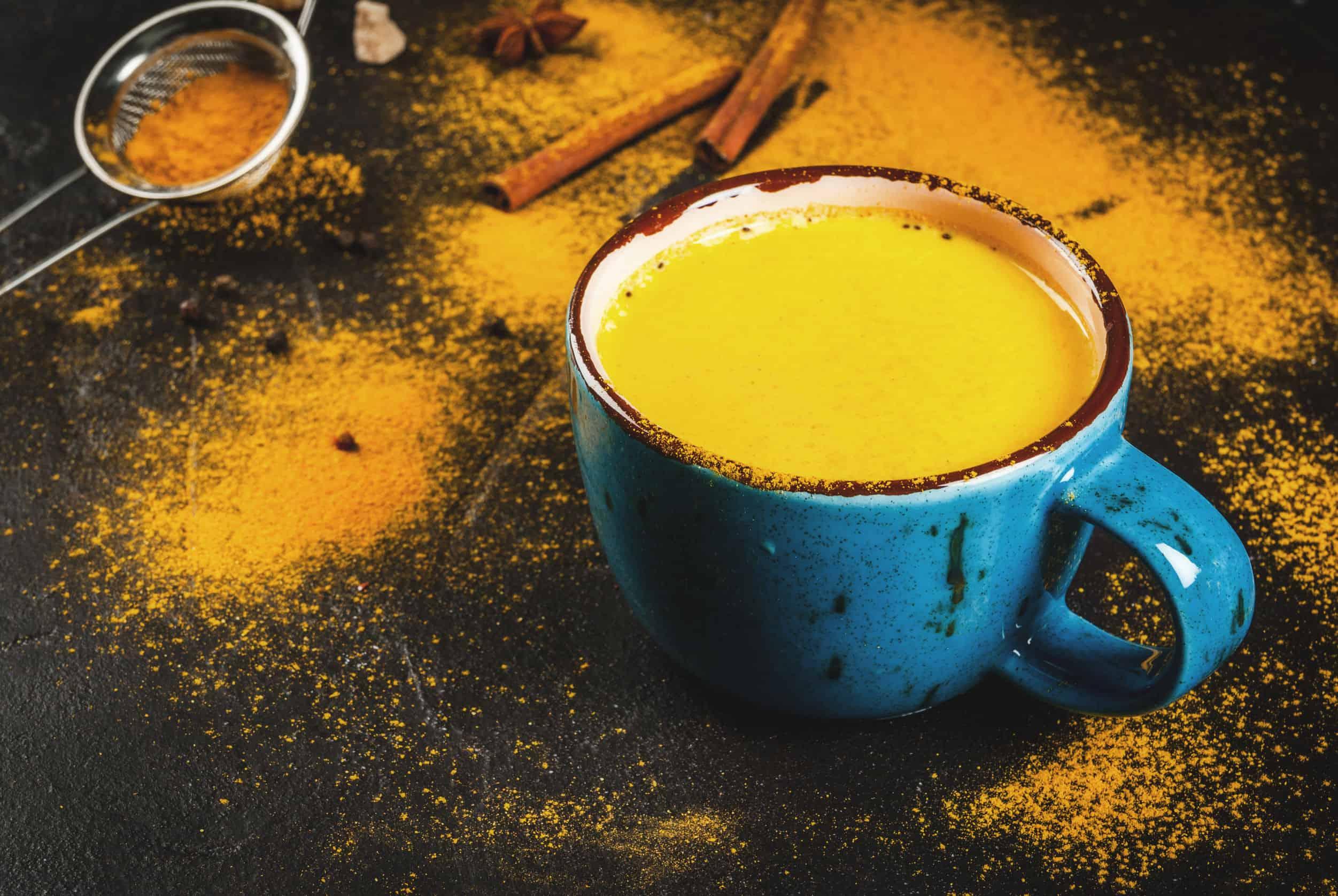 Kurkuma Tee: Das gesunde Wundermittel?