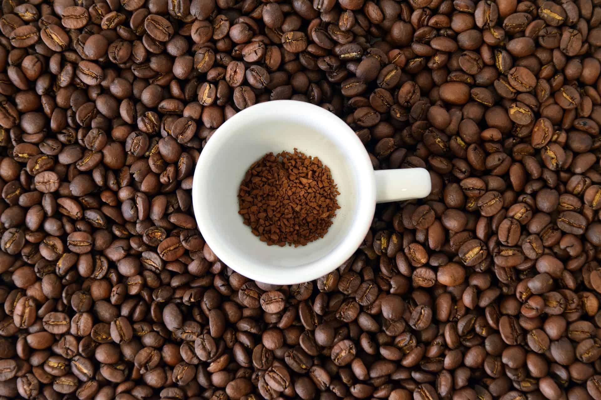 Rohkaffee schädlich