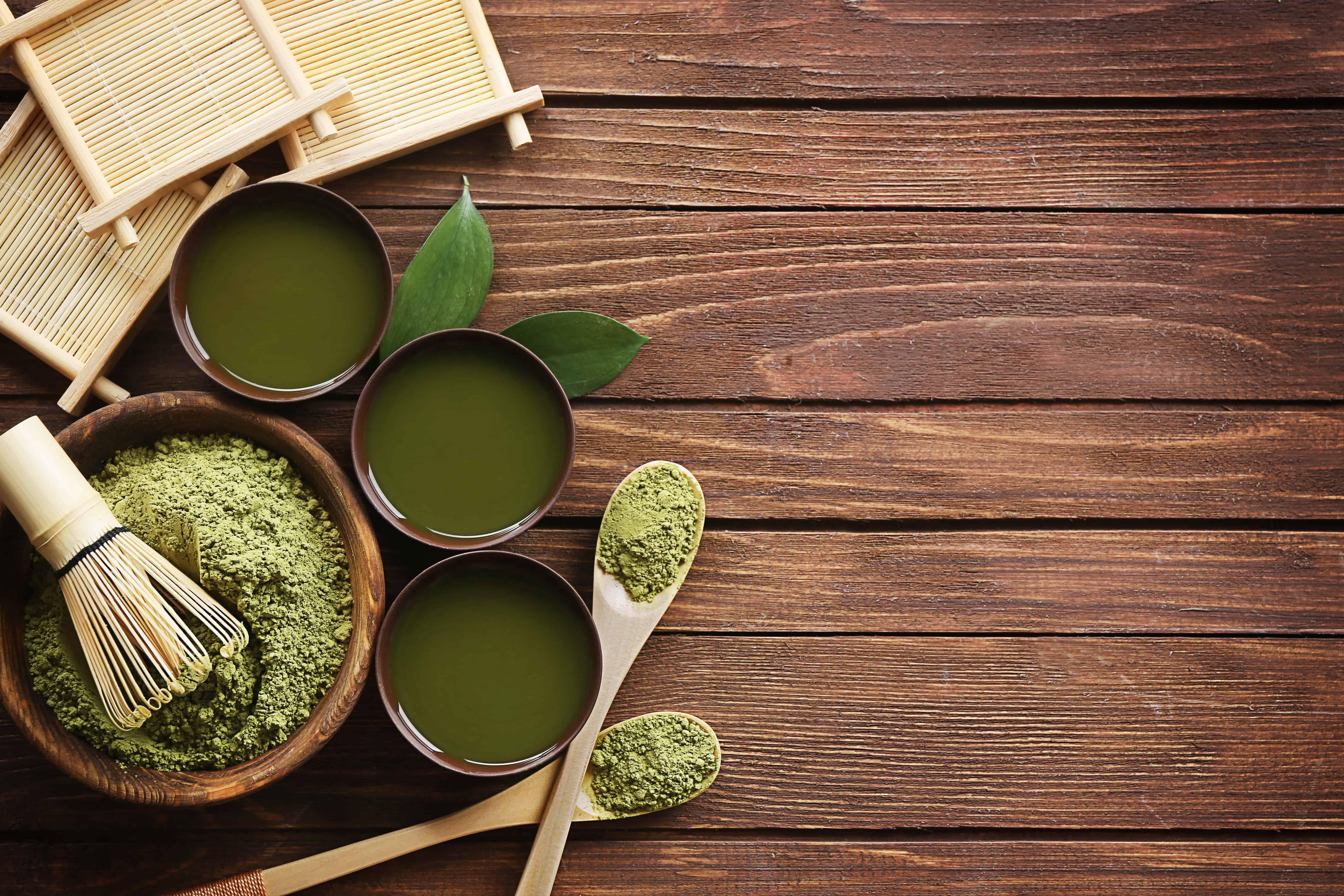 Matcha Tee: Test & Empfehlungen (01/20)