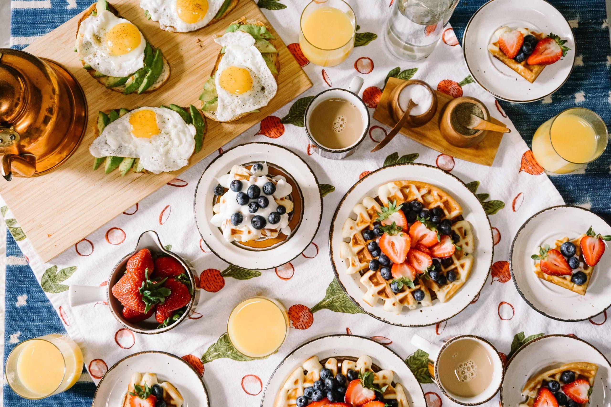 Frühstück bestellen: 3 Tipps für ein stressfreies Frühstück