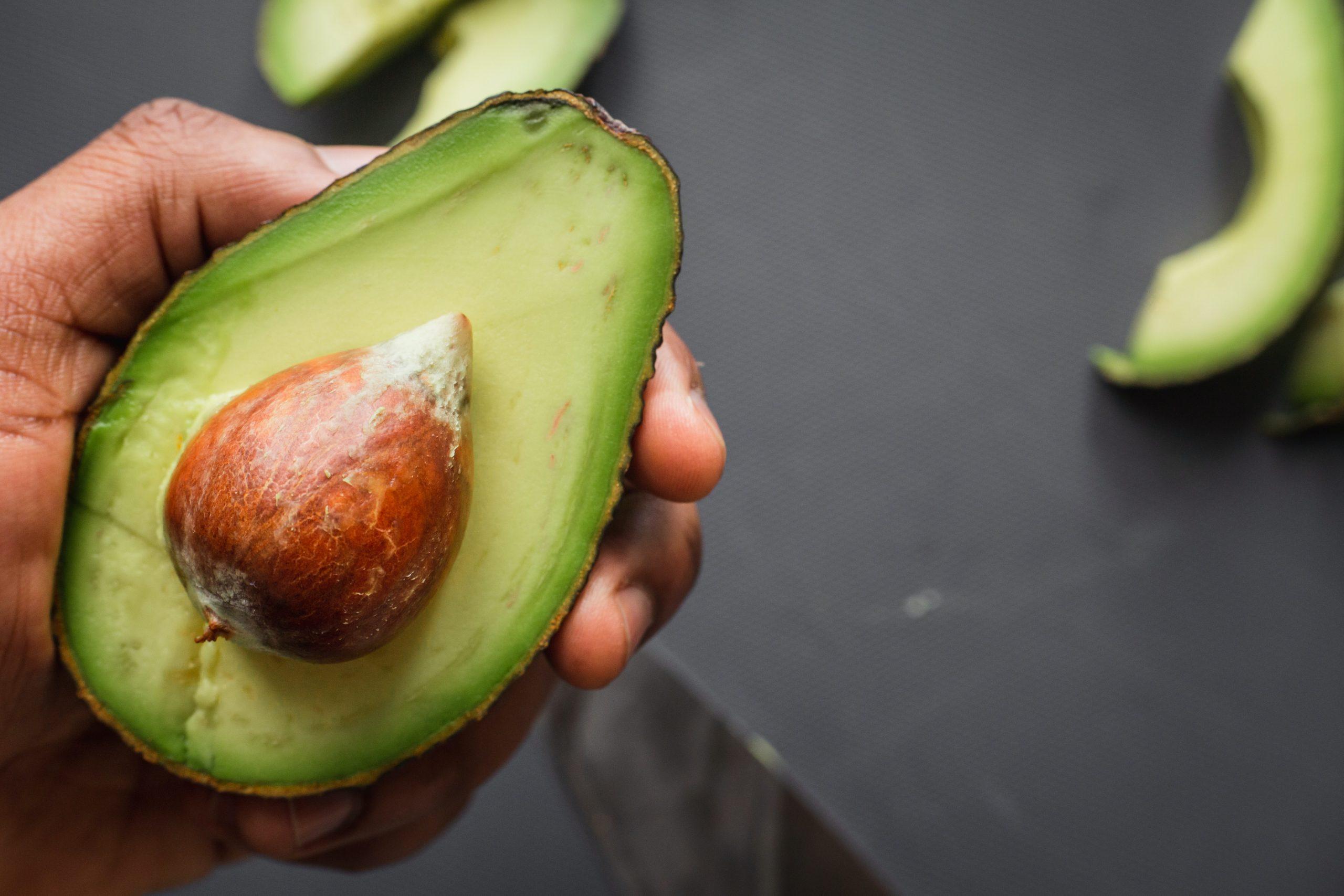 Avocado lagern