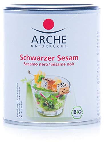 Arche Naturküche Bio Schwarzer Sesam (1 x 125 gr)