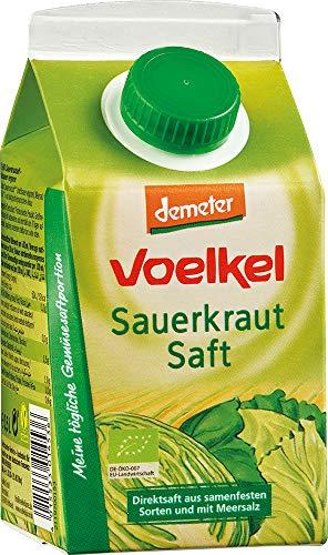 Voelkel Bio Sauerkrautsaft (6 x 500 ml)
