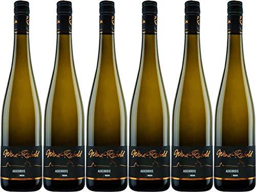 Wein- und Sektgut Wind-Rabold Arzheimer Seligmacher Auxerrois Loss 2020 Trocken (6 x 0.75 l)