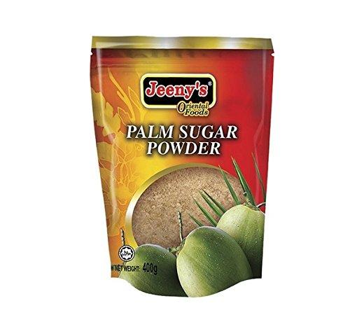 Palm sugar powder 400g, Palmzucker Pulver