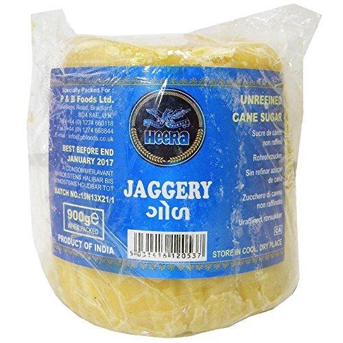 Heera - Jaggery/Palmzucker (Kolhapuri Gor) - 900 g