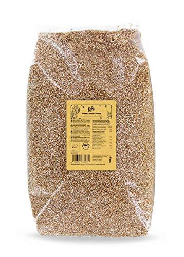 KoRo - Bio Amaranth gepufft 700 g - Ungesüßt perfekt als knuspriges Topping für Müsli und Porridge